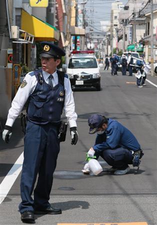 【大阪】生野で通り魔、刃物振り回し男女2人重傷 31歳無職男を逮捕 男には精神科への通院歴のサムネイル画像
