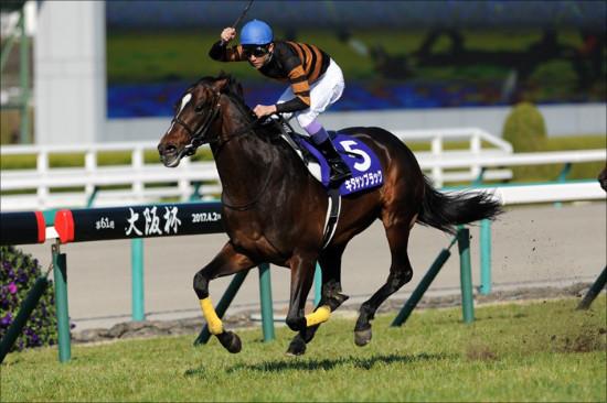 【速報】競馬「有馬記念」キタサンブラック優勝! のサムネイル画像