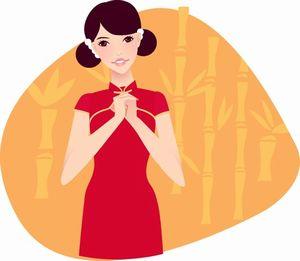 中国人「日本のアニメに登場する中華娘は何故、決まってチャイナドレスにお団子頭なのか?」のサムネイル画像