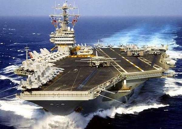 【北朝鮮】米軍空母と中国、ロシアが追いかけっこ中wwwwwwwwwwwwwwwwwのサムネイル画像