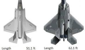 【軍事】アメリカ「F22とF35のいいとこ取りの戦闘機、作らないかね?」のサムネイル画像