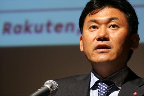 【楽天】三木谷「日本は電子マネーのプラットフォームが多すぎる」 のサムネイル画像