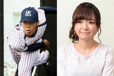 【速報】テレ東・紺野あさ美アナ(29)、ヤクルト杉浦投手(24)と結婚へwwwwwwwwwwwwwwwのサムネイル画像