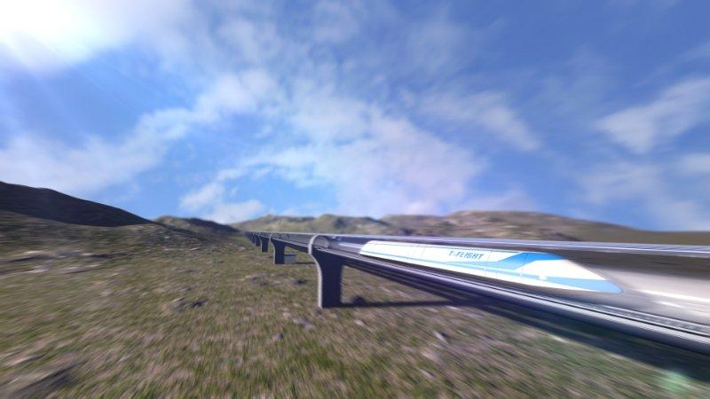 中国が「高速飛行列車」を開発へwwwwwwwwwwwwwwwwwwのサムネイル画像