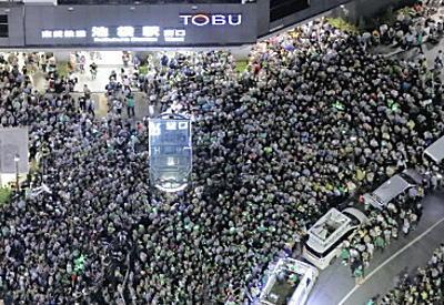 2016年東京都知事選挙出口調査。小池百合子か増田寛也か鳥越、桜井はどうなるのっと。のサムネイル画像