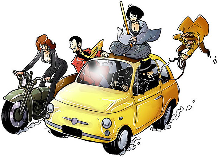 【京都】車が河川敷に転落 → 車の 屋 根 に 乗 っ て い た 男性の末路・・・のサムネイル画像