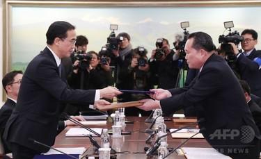 【衝撃】北朝鮮と韓国、軍事協議の開催を合意wwwwwwwwwwwwのサムネイル画像