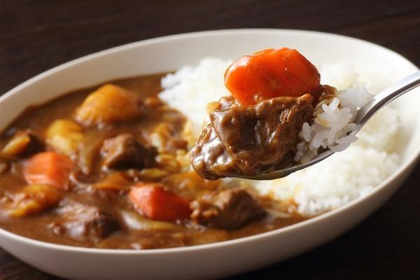 韓国ではカレーとご飯を混ぜ合わせて食べるのが一般的らしい・・・のサムネイル画像