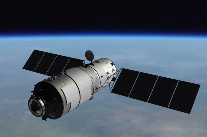 中国の宇宙ステーション「天宮1号」落ちてくるぞおおおおおおおおおおおおのサムネイル画像