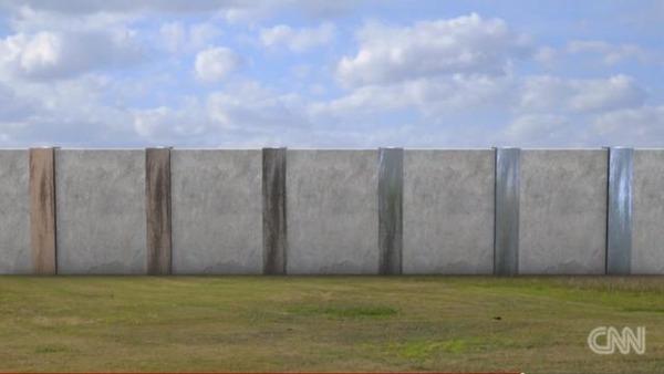 メキシコ壁、建設費用予想216億ドル(2.5兆円)← 意外と余裕じゃね?のサムネイル画像
