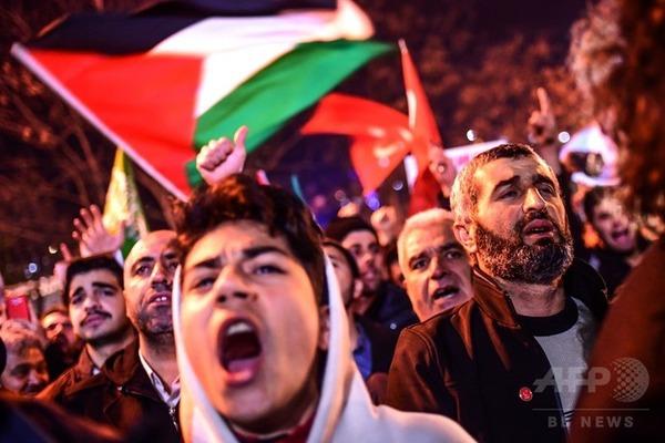 【国際】米のエルサレム首都認定、世界各国が非難 「2国家共存を破壊」のサムネイル画像