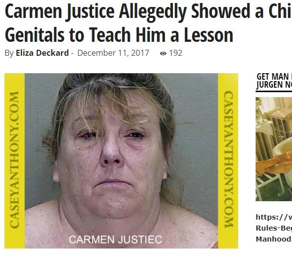【悲報】6歳男児に「スカート」を捲くられた56歳女性、逆上して股間を見せつけるwwwwwwwwwwのサムネイル画像