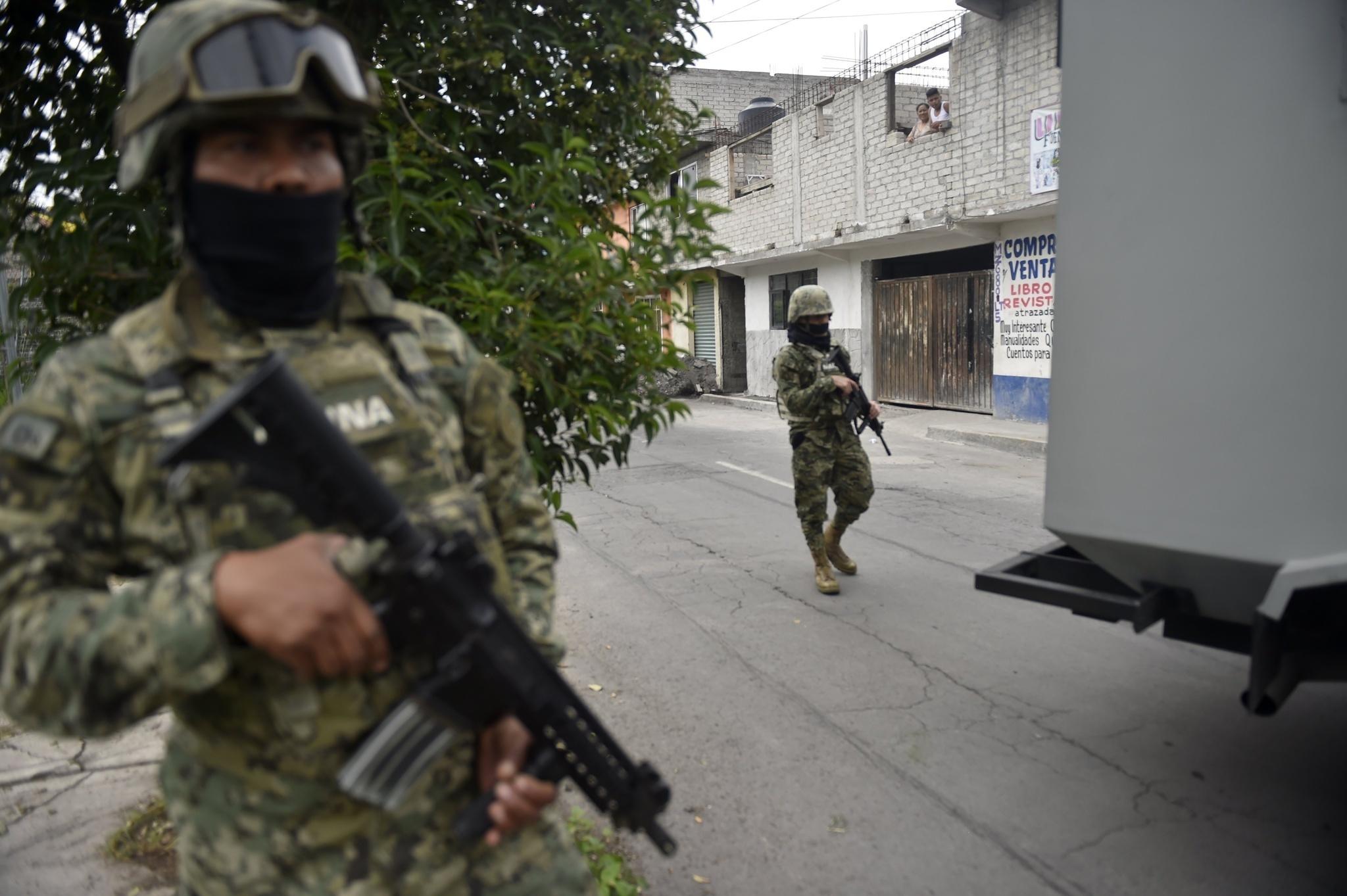 【メキシコ】米犯罪ドラマのスタッフ 「蜂の巣」状態の射殺体で発見!!のサムネイル画像