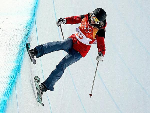 【動画】女「スキー上手くないけど五輪に出たい!」→ ルールの抜け穴をついて出場した結果wwwwwwwwwwwのサムネイル画像