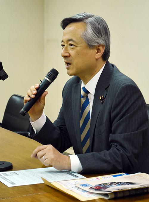 【民進】帰化人の白眞勲議員「日本を形づくっているのは日本人だけではない」のサムネイル画像