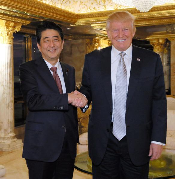 【朗報】トランプ氏、安倍総理以外からの会談要請を全て断っていたwwwwwwwwwwwwwのサムネイル画像