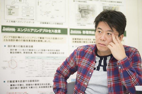 堀江貴文「上場企業は、時代遅れになる」のサムネイル画像