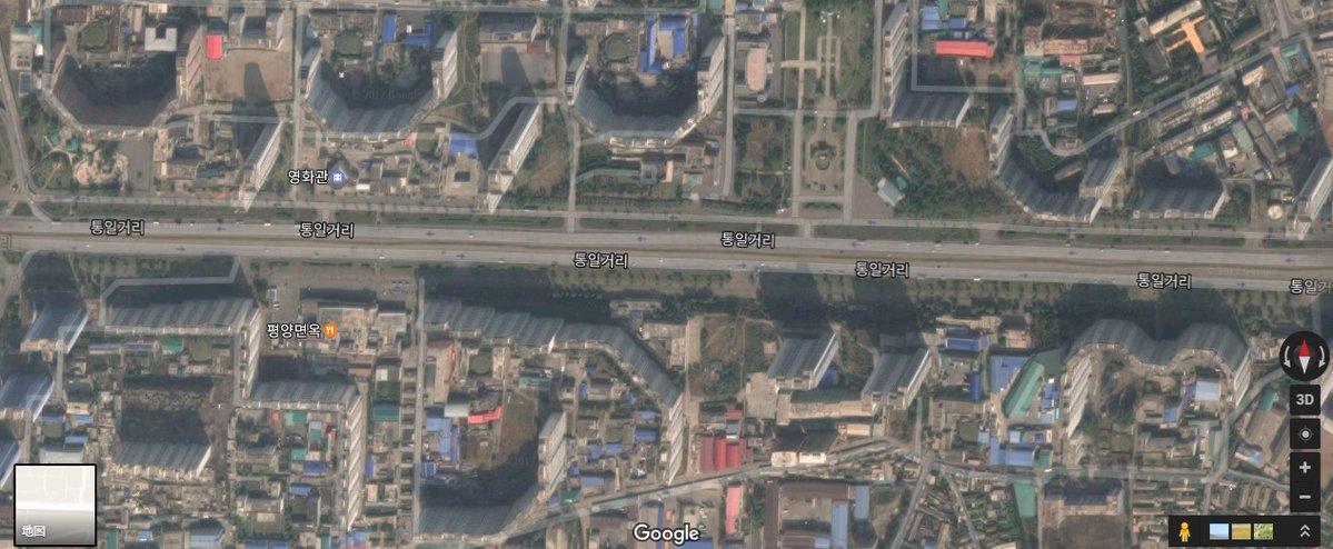 【動画】発展する首都・平壌を空撮してみた結果wwwwwwのサムネイル画像