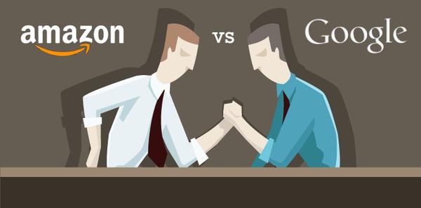 【議論】「Amazon」と「Google」 どちらか一方のサービスしか使えないならどちらを選ぶ? のサムネイル画像