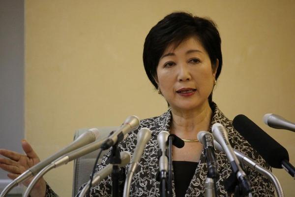 小池百合子都知事の支持率は74%、自民支持層でも8割近い 朝日新聞の世論調査のサムネイル画像