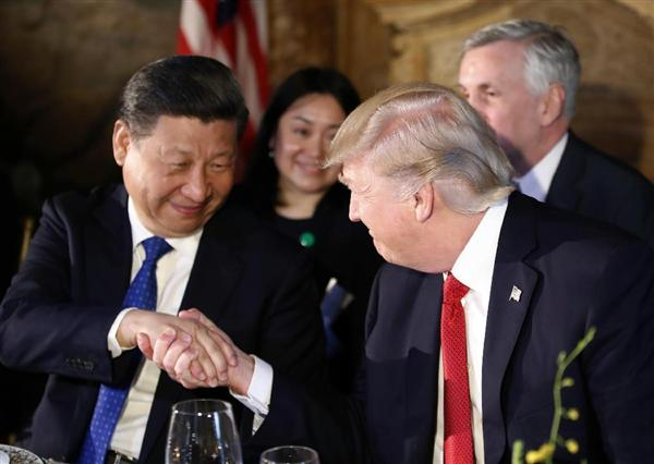 習近平がトランプに電話で自制要請「朝鮮半島緊張回避を」のサムネイル画像