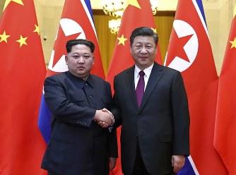 【悲報】情報も外交も一歩遅れた日本、中国から正恩氏訪中の事前説明なしwwwwwwwwwwwのサムネイル画像