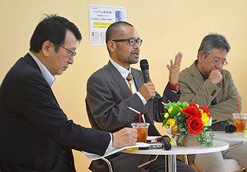 大学教授「琉球独立を主張したら大学から締め出せ等と電話が相次いだ。ヘイトスピーチだ!」 のサムネイル画像