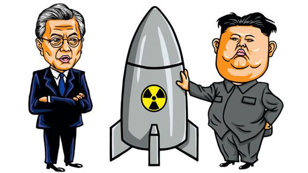 【悲報】韓国「北朝鮮にリビア式非核化は無理。時間をかけて徐々に検証と核廃棄をやっていくしかない」 のサムネイル画像