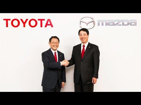 【衝撃】トヨタ、マツダと資本提携へ。EV共同開発など取り組みスタート!のサムネイル画像