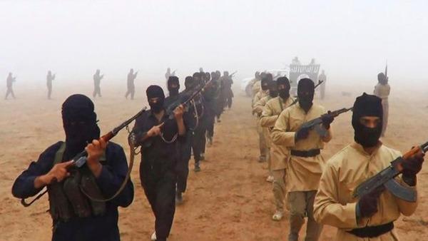 【速報】IS標ぼうの「イスラム国家」事実上崩壊 !!のサムネイル画像