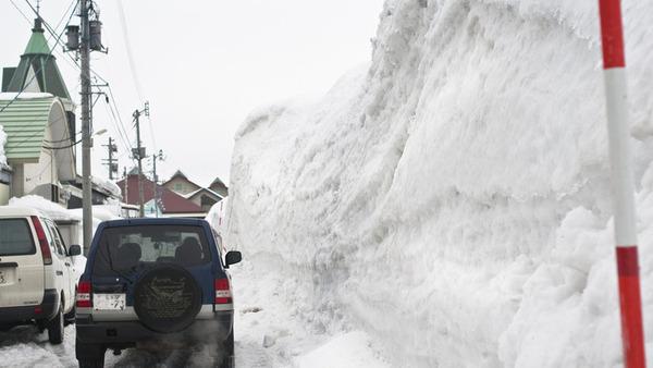 【北海道】幌加内町、48年ぶり積雪記録を更新 → 町民「笑うしかない」 のサムネイル画像