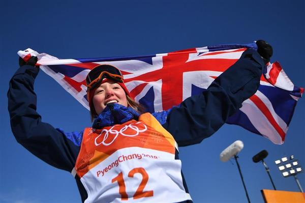 【悲報】〈平昌五輪〉英国女子選手が「米国訛り」で喋った結果wwwwwwwwwwwwwwのサムネイル画像