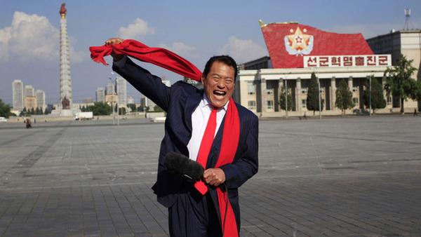 【英雄】北朝鮮のミサイル発射はアントニオ猪木が阻止していると判明wwwwwwwwのサムネイル画像