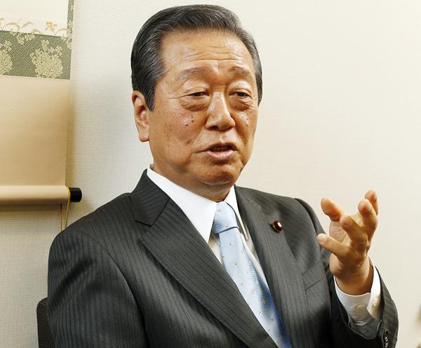小沢一郎氏が長島昭久氏の離党に苦言「野党共闘がだめなら自公政権はどうなの?」のサムネイル画像
