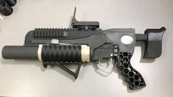 【驚愕】米陸軍研究所、3Dプリンターで作製した初の実銃を公開wwwwwwwwwwwwwwのサムネイル画像