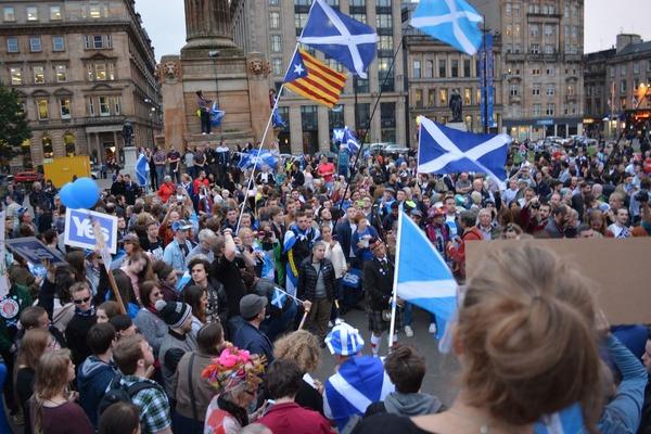 「カタルーニャに続け」 イギリスのスコットランドの独立機運高まるwwwwwwwのサムネイル画像