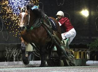 【虐待?】ばんえい競馬レース中にお馬さんが死亡 → 悲惨なその動画がコチラ・・・のサムネイル画像