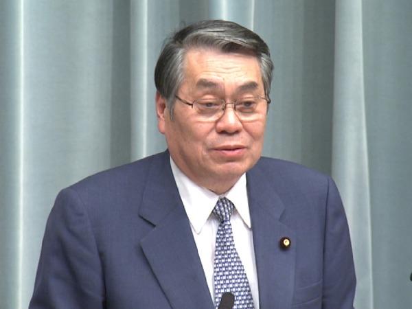 【速報】田中直紀(元防衛相)公民権5年間停止へのサムネイル画像
