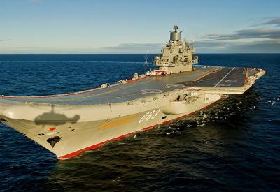 プーチンさんバングラテロにブチギレのご様子。シリアにロシア最大の空母を派遣。のサムネイル画像