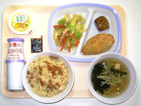 【悲報】小学校給食、アレルギー除去食を取り違え、児童2人が一時入院 ・・・のサムネイル画像