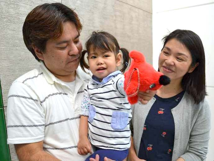 【衝撃】翁長希羽ちゃん(3)、募金で3億円を集め米で心臓移植手術 → その結末がこちら・・・のサムネイル画像