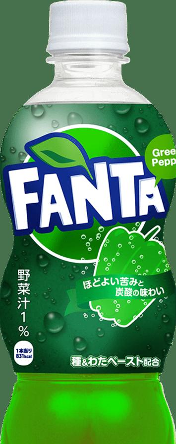 【衝撃】コカ・コーラ、ファンタの新シリーズ「ファンタベジタブル」を発売wwwwwwwwwwwwwwwのサムネイル画像