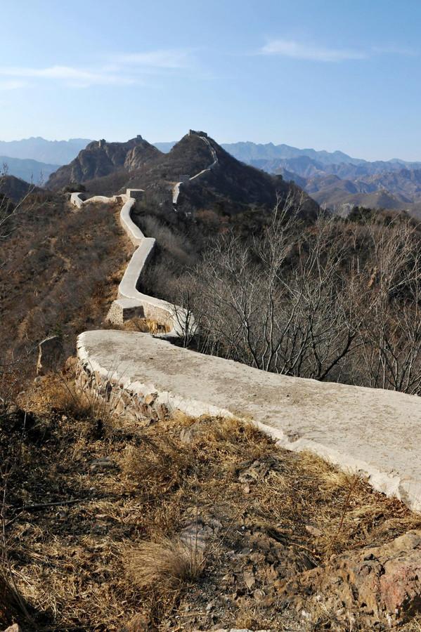 【画像】修復後の「万里の長城」の姿が想像以上に醜いと話題にwwwwwwwwのサムネイル画像