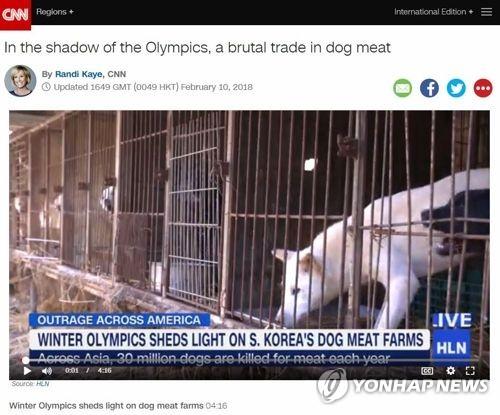 【衝撃】CNN「オリンピックの陰に隠された残酷な犬肉取引」という文章を掲載wwwwwwwwwwwwのサムネイル画像