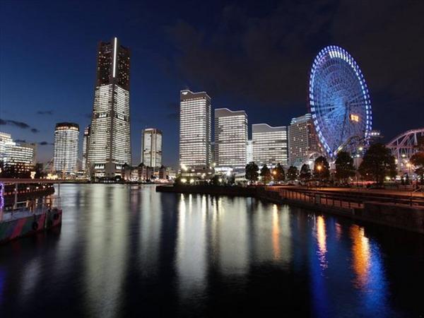 """【衝撃】横浜市、カジノ誘致へ!!!→ 市民の """"反発"""" がヤバい模様・・・・・"""