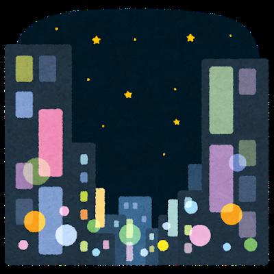 【速報】 夜 の 街 、 終 了 へ ! ! ! ! !のサムネイル画像