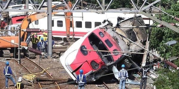 【驚愕】「台湾列車事故」の運転士さんがガチでヤバい件・・・・・