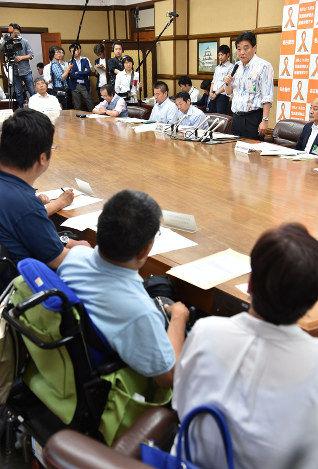 【悲報】河村市長「名古屋城の復元進まんがや・・・」→ 辞職かのサムネイル画像