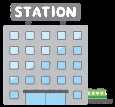 train_eki_building