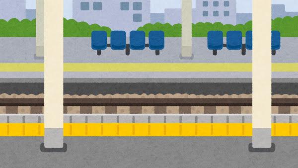 """【画像】千葉県、JRの線路が""""とんでもない""""ことに・・・・のサムネイル画像"""